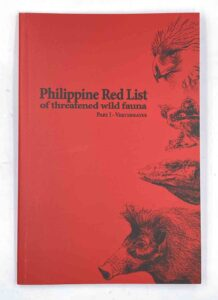 Biodiversity Management Bureau Philippine Red List Book #vjgraphicsprinting #growthroughprint #offsetprinting #digitalprinting