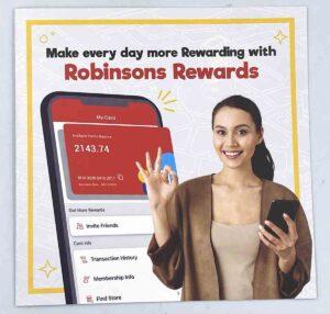 Robinsons Rewards Brochure #vjgraphicsprinting #offsetprinting #digitalprinting #brochure