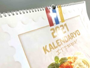 URC Flour 2021 Wall Calendar #vjgraphicsprinting #growthroughprint #calendar #offsetprinting #wallcalendar #deskcalendar #digitalprinting — with URC Flour.