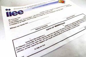 IIEE Certificates #vjgraphicsprinting #growthroughprint #offsetprinting #digitalprinting #certificates #ipublish #printityourway