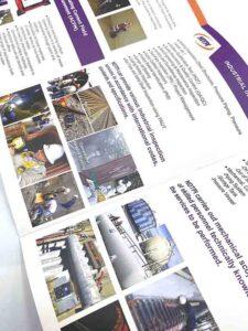 NDTPI Brochure #vjgraphicsprinting #ipublishph #growthroughprint #printityourway #brochure #offsetprinting #digitalprinting