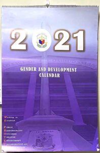 Office of the Ombudsman Wall Calendar