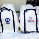 Plan International Philippines USAID Canvas Bags #vjgraphicsprinting #GrowThroughPrint #iPublishPH #PrintItYourWay #canvasbag