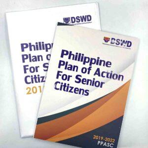 DSWD Philippine Plan of Action for Senior Citizens #vjgraphicsprinting #growthroughprint #iPublishPH #printityourway #offsetprinting #digitalprinting