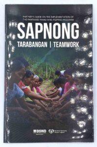 DSWD Sapnong Guide Pantawid Pamilyang Pilipino Program #vjgraphicsprinting #GrowThroughPrint #iPublishPH #PrintItYourWay #offsetprinting #digitalprinting
