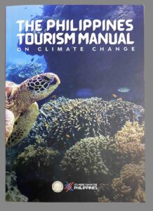 Department of Tourism The Philippines Tourism Manual on Climate Change #VJGraphicsPrinting #GrowThroughPrint #iPublishPH #PrintItYourWay #offsetprinting #digitalprinting