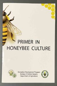 Department of Agriculture Bureau of Animal Industry Primer in Honeybee Culture #VJGraphicsPrinting #GrowThroughPrint #iPublishPH #PrintItYourWay #DigitalPrinting #OffsetPrinting