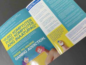Department of Education #BeCyberSafe Brochures #VJGraphicsPrinting #GrowThroughPrint #iPublishPH #PrintItYourWay #offsetprinting #digitalprinting