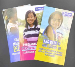 Plan International Philippines COVID-19 Flyers Plan International Philippines #vjgraphicsprinting #growthroughprint #ipublishph #printityourway