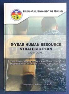 Bureau of Jail Management and Penology BJMP 5 Year Human Resource Strategic Plan #vjgraphicsprinting #growthroughprint #ipublishph #printityourway