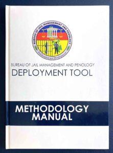 Bureau of Jail Management and Penology BJMP Methodology Manual #vjgraphicsprinting #growthroughprint #ipublishph #printityourway #offsetprinting #digitalprinting