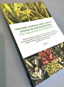 Department of Agriculture - Bureau of Agricultural Research UPLB College of Public Affairs and Development Organic Agricultural Inputs Systems in the Philippines Book #vjgraphicsprinting #growthroughprint #ipublishph #printityourway #offsetprinting #digitalprinting