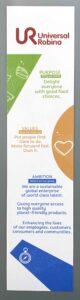 URC Bookmark #vjgraphicsprinting #growthroughprint #ipublishph #printityourway #bookmarks #offsetprinting #digitalprinting