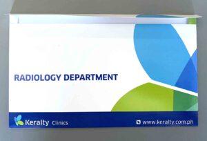 Keralty Philippines Keralty Clinics Radiology Envelopes #vjgraphicsprinting #growthroughprint #ipublishph #printityourway #offsetprinting #digitalprinting #envelope