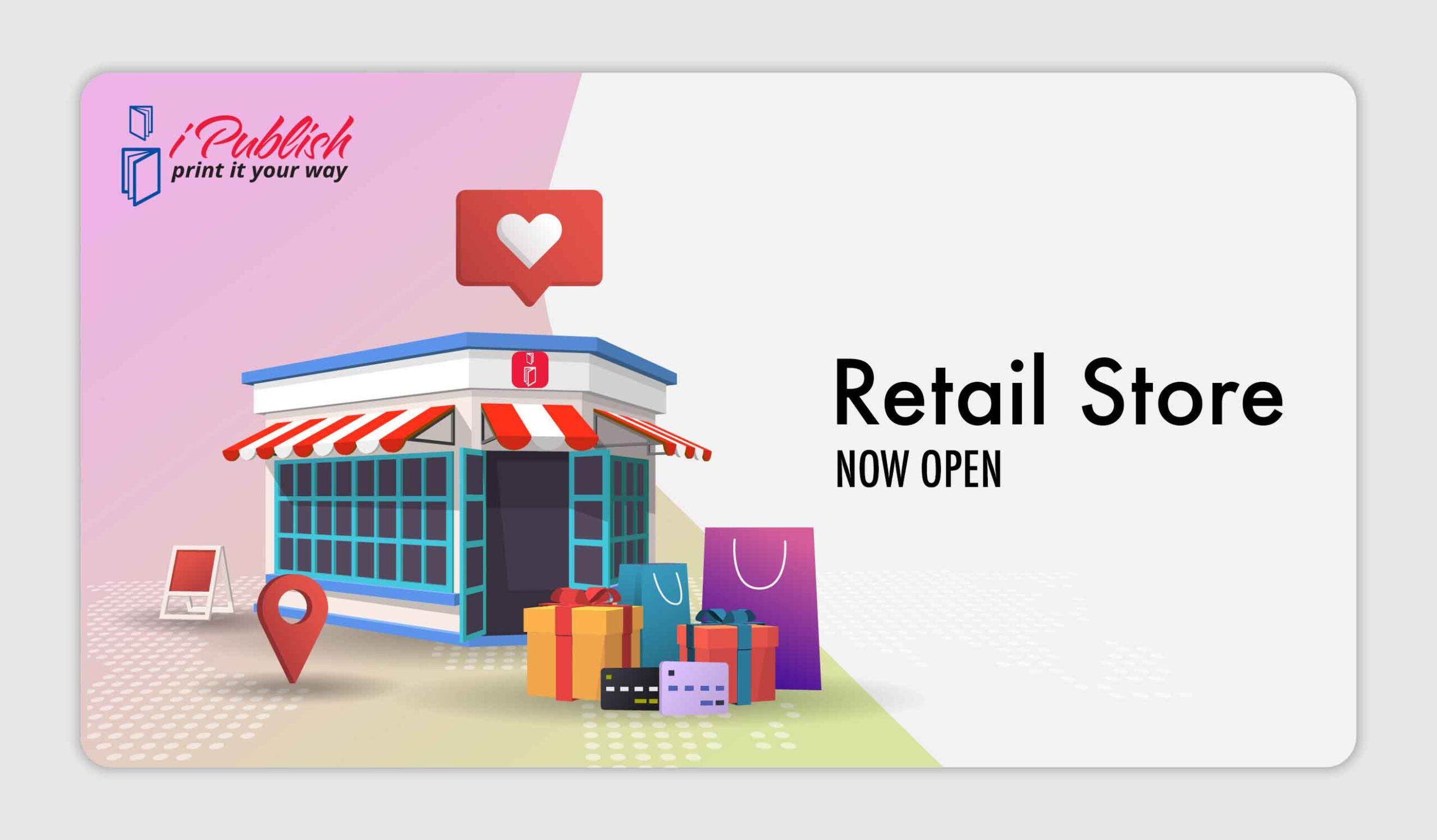 Shopping Online on Website or Mobile Application Vector with shop retail Concept Marketing and Digital marketing,3d vector illustration.