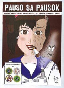 Department of Health (Philippines) DOH Yosimask Komiks #vjgraphicsprinting #growthroughprint #ipublishph #printityourway #offsetprinting #digitalprinting