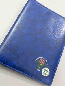 Department of Agriculture-Bureau of Animal Industry DA-BAI Binder Planner #vjgraphicsprinting #growthroughprint #ipublishph #printityourway #offsetprinting #digitalprinting #notebook #planner