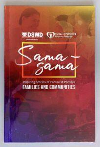 Department of Social Welfare and Development DSWD Field Office Mimaropa DSWD Pantawid Pamilyang Pilipino Program Book #vjgraphicsprinting #offsetprinting #ipublishph #printityourway #offsetprinting #digitalprinting