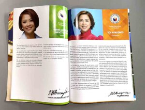 Department of Tourism - Philippines DOT Annual Report #vjgraphicsprinting #growthroughprint #ipublishph #printityourway #offsetprinting #digitalprinting