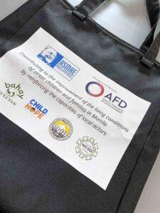 ASMAE Philippines Tote Bag #vjgraphicsprinting #growthroughprint #ipublishph #printityourway #digitalprinting #offsetprinting
