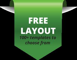 Free Layout Ribbon