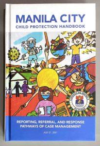 Lungsod ng Maynila Manila City Child Protection Handbook #vjgraphicsprinting #growthroughprint #ipublishph #PrintItYourWay #offsetprinting #digitalprinting