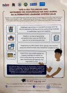 Plan International Philippines DepEd UNICEF Philippines Plan International Philippines ALS Posters #vjgraphicsprinting #growthroughprint #ipublishph #PrintItYourWay #offsetprinting #digitalprinting